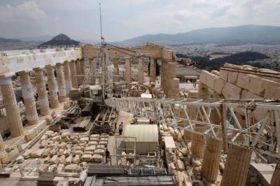 Mi viaje a Atenas